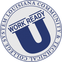 Louisiana Community & Technical College System- Work Read U Logo