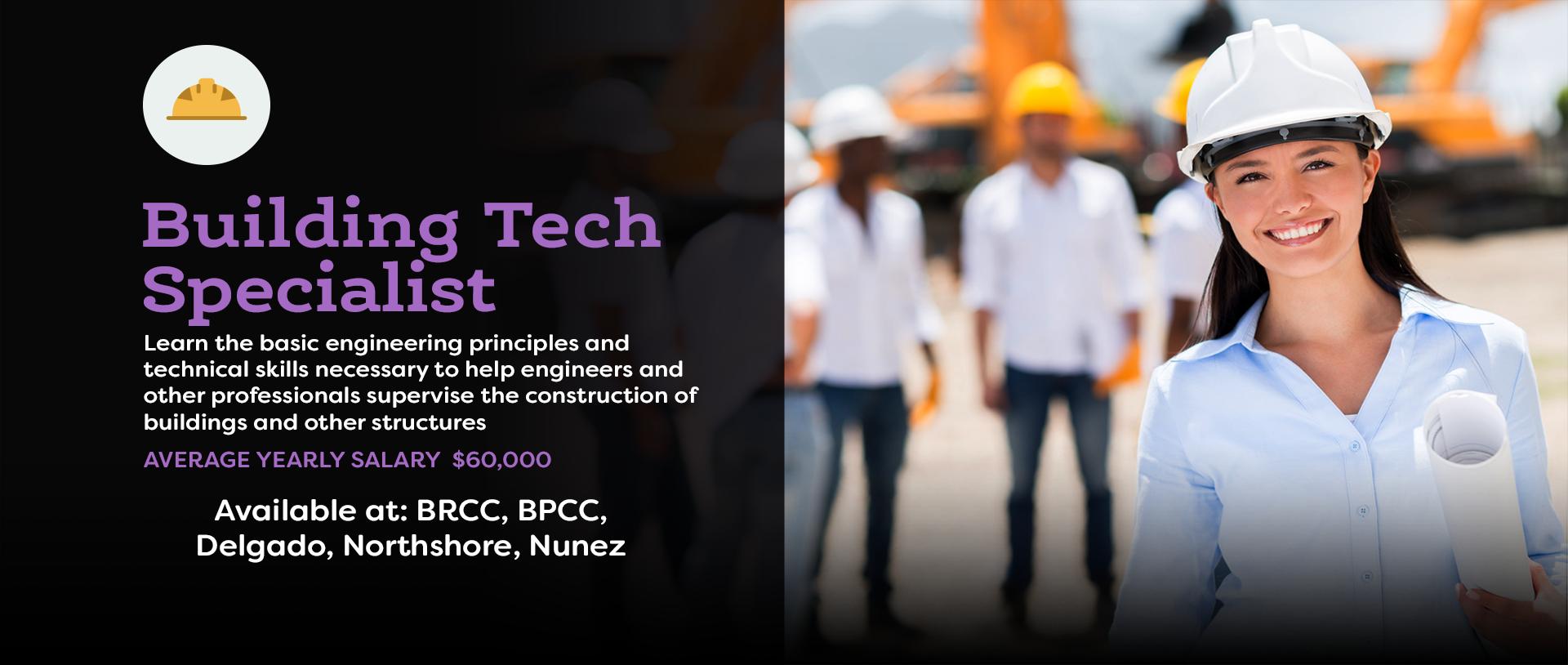 Building Tech Slider